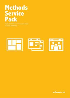 Methods Service Pack - Implementation of Innovative Ideas in the Public Sector