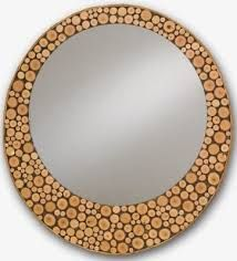 rustic oval frame - Google Search