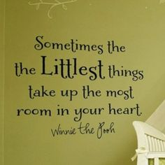 Cute Winnie the Pooh Quotes | cute winnie the pooh saying decal for kid's ... | Quotes i LOVE .....