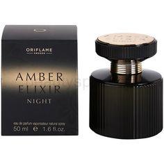Oriflame Amber Elixir Night eau de parfum for women   beautyspin.com