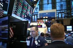 Wall Street ends higher as Trump becomes president