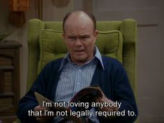 Parenting by Red Foreman