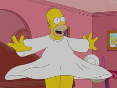 GIPHY is your top source for the best & newest GIFs & Animated Stickers online. Find everything from funny GIFs, reaction GIFs, unique GIFs and more. Simpsons Meme, The Simpsons, Simpsons Quotes, Gifs, Simpson Tumblr, Los Simsons, Animation, Gif Animé, Vintage Cartoon