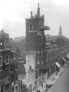 St Jude's, Commercial Street, 1925