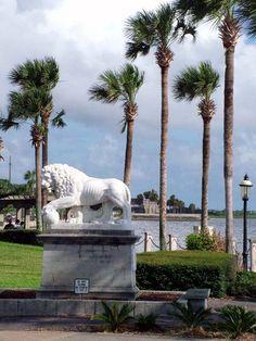 St. Augustine, FL : Bridge of Lions, St Augustine, FL