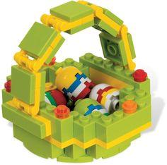Easter basket polybag - 40017