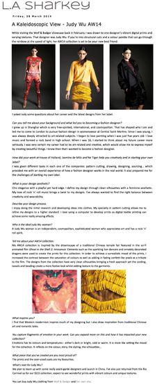 L.A. Sharkey Blog - March 2014