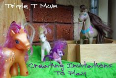 Creating Invitations To Play