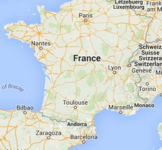 La Carte du Coworking - France