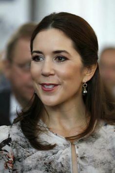 12 November 2013  Crown Princess Mary Visit Mexico - Day 2