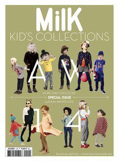 KID'S COLLECTION 11 AUTOMNE/HIVER 2014 EST EN KIOSQUE