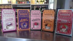 New to J J Graham - handmade artisan marshmallows by the 'Magnificent Marshmallow Company' from just outside Penrith