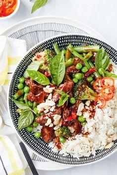 Cobb Salad, Food, Recipes With Rice, Tasty, Dinner, Essen, Meals, Yemek, Eten