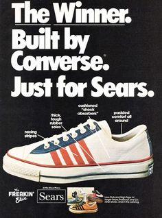 e5856333a21462 Just for Sears . racing stripes thick