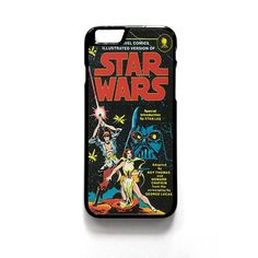 Star Wars Cover Movie For Iphone 4/4S Iphone 5/5S/5C Iphone 6/6S/6S Plus/6 Plus Phone case ZG