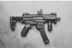 Just waiting on that trigger pack and 3 lug for my SIG Sauer MPX-K. Military Weapons, Weapons Guns, Guns And Ammo, Rifles, Sig Mpx, Sig Sauer, Ar Pistol, Submachine Gun, Fire Powers