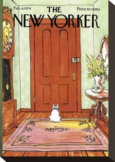 My favorite New Yorker cover