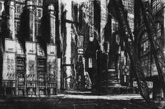 Old Gotham City by Anton Furst.