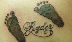 Ryder Footprints