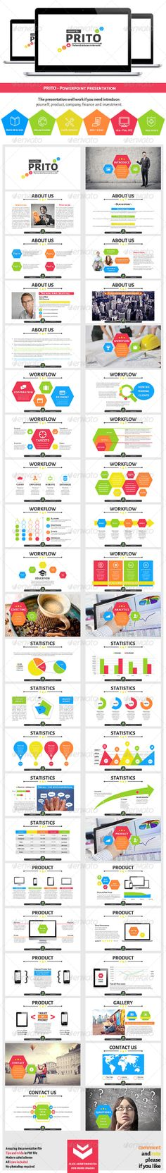 Prito Powerpoint Presentation - Business Powerpoint Templates