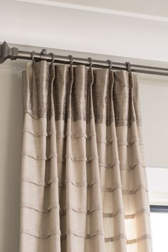 Pleated Drapes Add Customization to Your Windows