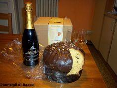 Pasticceria Totò panettone artigianale cioccolato e pera