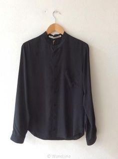 Wandjina, on/offline fashion boutique | casual chic | vrouwelijk | nonchalant | elegant Monique van Heist blouse shirt no 1 265