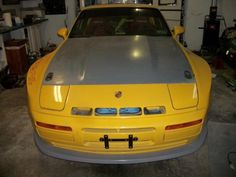 Porsche 944 951 Widebody 968 Mirrors 931 Header Panel