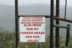 Africa, this is why I live here Funny Translations, Laugh Of The Day, Afrikaanse Quotes, Lost In Translation, Beaches In The World, Most Beautiful Beaches, Make You Smile, Signage, South Africa