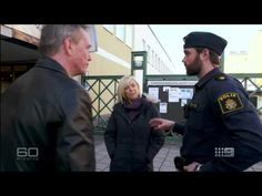 Migrants Attack 60 Minutes Crew In Sweden. - YouTube