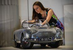 250 years of royal childhood at Buckingham Palace - in pictures Aston Martin Db5, Buckingham Palace, Cool Go Karts, Vespa Girl, Kids Bicycle, Benz, Carrera, Balance Bike, Kids Ride On