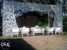 Sulthan decoration dekorasi pernikahanwedding decor pinterest 2343586481644x461tempahan pelaminan medan kotarev007g 615461 wedding decorationswedding junglespirit Choice Image