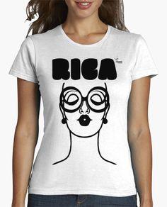 Camiseta Rica B