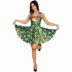 Find More Dresses Information about New Festive Dress Pleated Skirt 3D Personality Carnival women Pleated Skirt Christmas tree lantern gift,High Quality skirt stock,China skirt kit Suppliers, Cheap skirts spring from Riel Technology Co.,LTD on Aliexpress.com