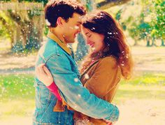 Ethan and Lena (Beautiful Creatures)     Actor/Actress from Beautiful Creatures movie :)