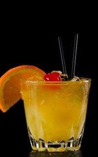 The classic whisky sour