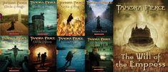 Tamora Pierce: Circle of Magic Series and Circle Opens series