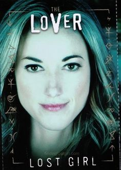 The Lover. Lauren - Zoie Palmer. (The LOVER? Season 2 will be most interesting, methinks.)