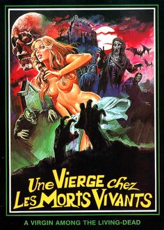 Virgen entre los Muertos Vivientes (Christine, Princess of Eroticism) (1973)