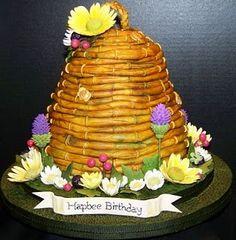 Punny Honey Cake