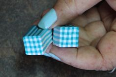 Syndee Holt - Gingham ~ Polymer Clay Canes
