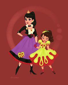 Asia Ellington Draws Inspiration from Disney Fans, Literally