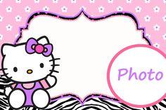 Printable Hello Kitty Birthday Invitations - Calep intended for Hello Kitty Birthday Card Template Free - Great Sample Templates Hello Kitty Invitation Card, Hello Kitty Birthday Invitations, Birthday Invitation Card Template, Personalized Birthday Invitations, Free Printable Invitations Templates, Banner Template, Invitation Cards, Birthday Cards, Invitations Online