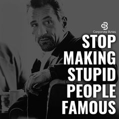 Haha | Yes! | Stop Making Stupid People Famous