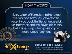 View a variety of betting options across the wide range of motor sport events. F1 Drivers, Sports Betting, Pick One, Formula 1, Promotion, Bouquet, Positivity, Bouquets, Floral Arrangements