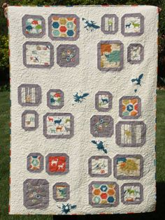 Beeline Quilt Pattern PDF by Lunden on Etsy