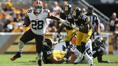 Rookie Terrance West wowed the Browns last Sunday, rushing for 100 yards in his NFL debut.