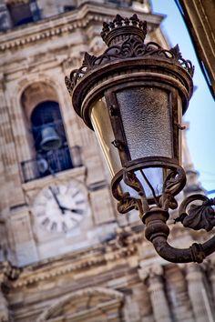 street light, Malaga by Gregorio Izquierdo on 500px
