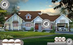 House Front Elevation Models | Single Story Modern Home Design PlansIndian Style House Front Elevation Models | 1 Floor, 3 Total Bedroom, 3 Total Bathroom, and Ground Floor Area is 2290 sq ft, Total Area is 2490 sq ft | Traditional Kerala Style Veedu / Bungalow Design Floor Plan Collections Online Free | Under 3000 sq ft Cute & Pretty Plans By Leading Architects & Engineers Best Modern House Design, Small House Design, Cool House Designs, Bungalow Designs, Home Design Images, House Design Pictures, Home Design Plans, Beautiful House Images, Beautiful Home Designs