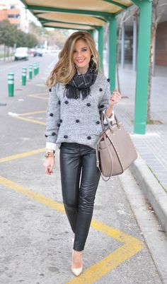 Gorgeous Winter Street Style Outfits
